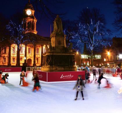 Lancaster On Ice 2018